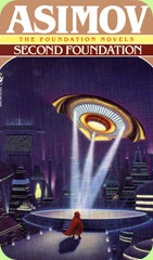 Isaac Asimov_1953_Second Foundation