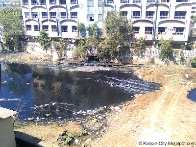 Pollution in Ulhasnagar