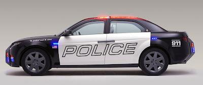 Police Car Design