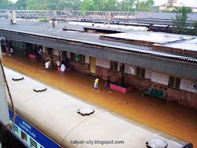 kalyan station platform