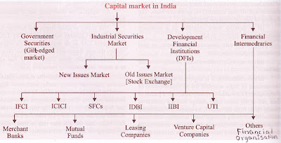 Structure of Indian Capital Market