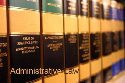 the impact of administrative growth on democratic ideals and administrative law He wanted to learn their attitude about several democratic ideals such as same impact as do that without an administrative law process.