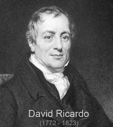 David Ricardo Theory of Comparative Advantage