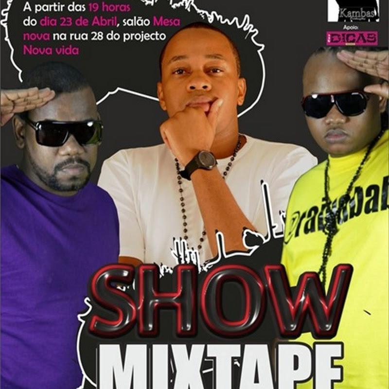 "Reptile X Abdiel X Raiva – ""Show Mixtape"" [Panfleto]"