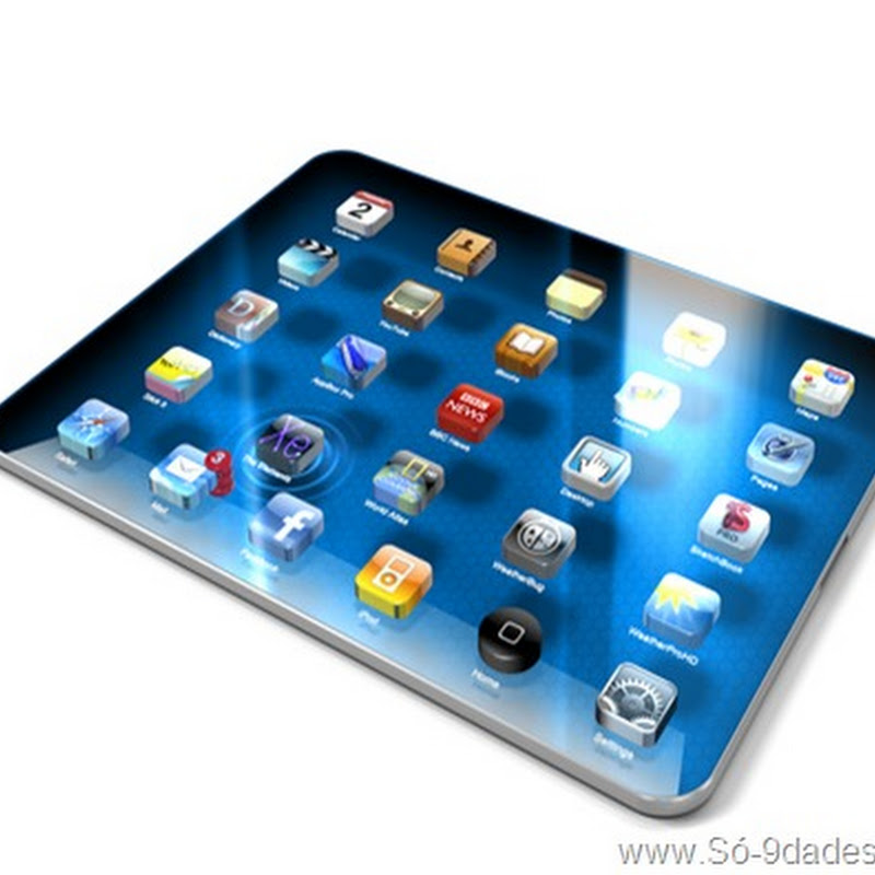"Apple ""iPad 3"" Será Lançado em Setembro(Será?)"