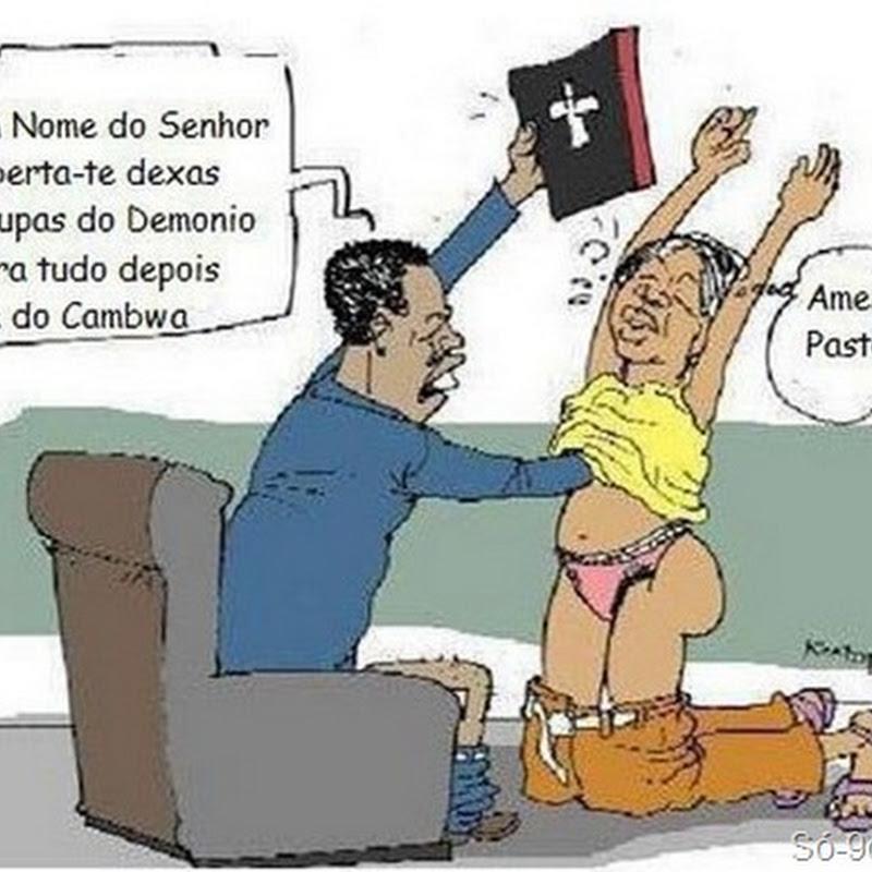 Imagem do Dia - Pastor Malandro