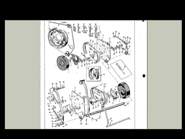 Massey Harris Mh 44 Tractor Service  U0026 Part Manuals 240p