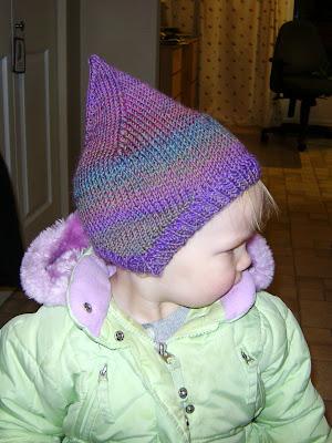 Rhythm Ear Cozie for Anna