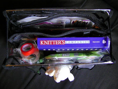 Knitting Caddy