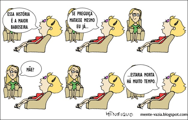 mente vazia 025 - Preguiça_small