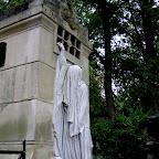 Франция, Париж, кладбище Пер-Лашез, надгробие на могиле французского политика Франсуа Венсана Распая