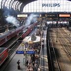 Вокзал в Гамбурге