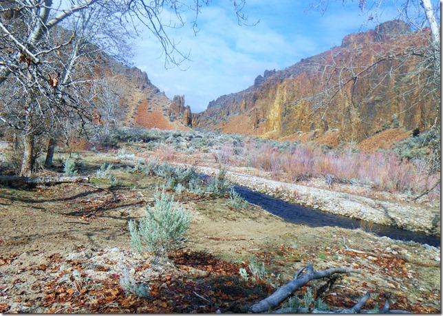 sinker canyon