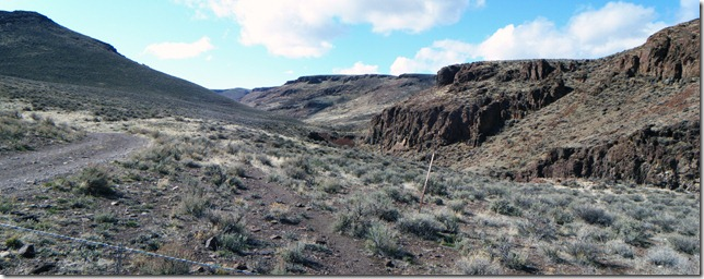 SHOOFLY CANYON