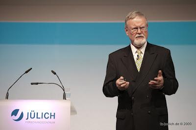 FZJ-Jahresempfang 2009 - Prof. Dr. Karl Zilles