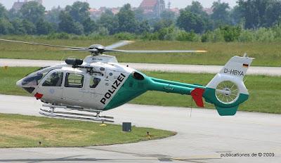 Polizeihubschrauber EC315P2, Foto: F. Mayer
