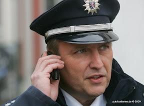 PHK Ferdinand Derigs, Polizeipräsidium Darmstadt