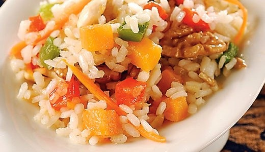 arroz jardinera