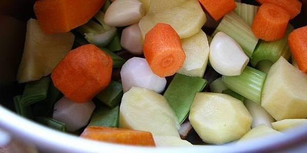 receta de puré de verduras