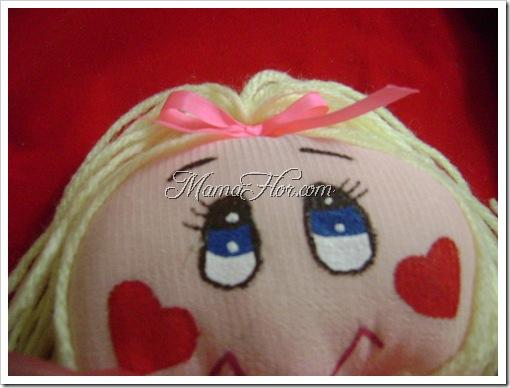 Como hacer una Muñeca Enamorada