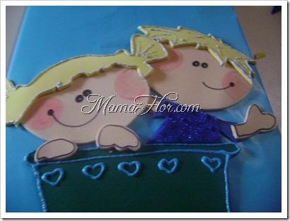 Como decorar un cuaderno de niños de inicial