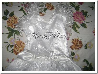 Como decorar un vestido de niña