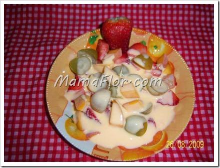 Como preparar la ensalada de frutas