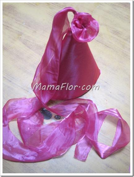 Como hacer el Gorro de la Bella Genio | Disfraces