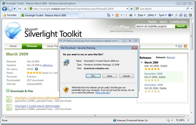 http://silverlight.codeplex.com/Release/ProjectReleases.aspx?ReleaseId=20430