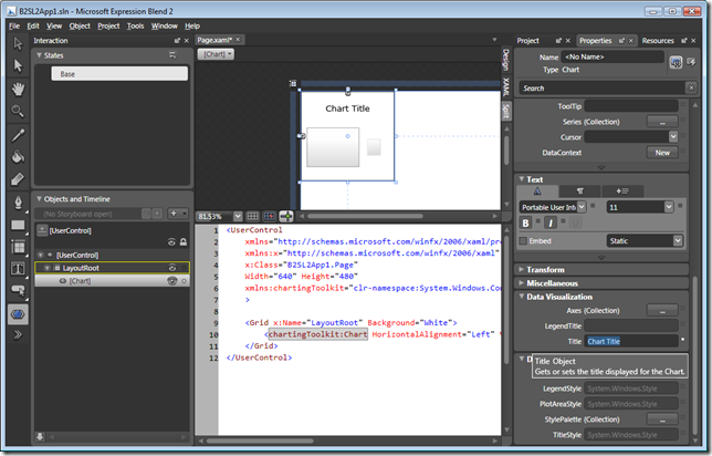 Infotip, custom category, and custom editor