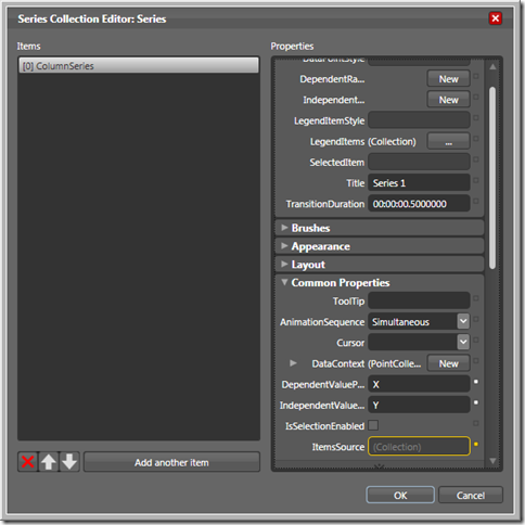 Series Collection Editor