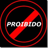 proibido