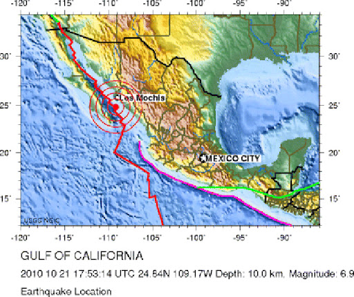 La Paz Earthquake