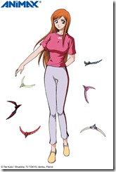 orihime bleach (Custom) (Large)