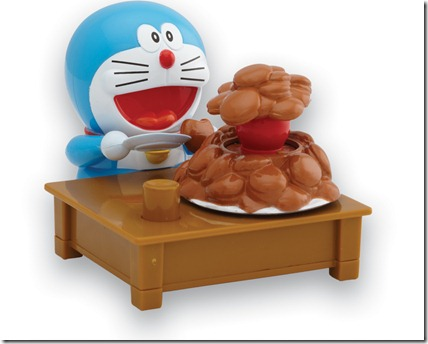 Doraemon_Snacktime Surprise