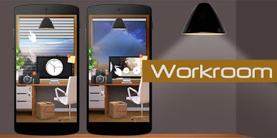 Screenshot of Workroom GO Locker Theme