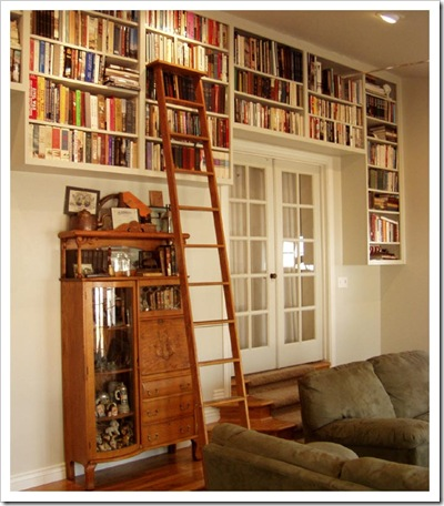 Home Libraries-After