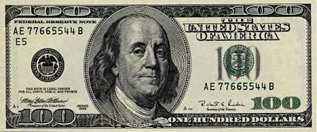 Seperti Apa Fisik Uang 1 Triliun Dollar Itu?