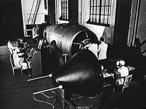 Pembuatan Tsar Bomba