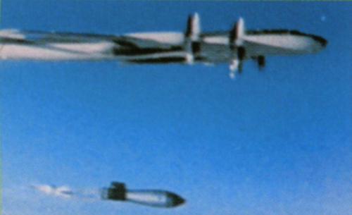 Penerbangan Tsar Bomba