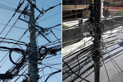 Kabel-kabel Ruwet Di Dunia [ www.BlogApaAja.com ]