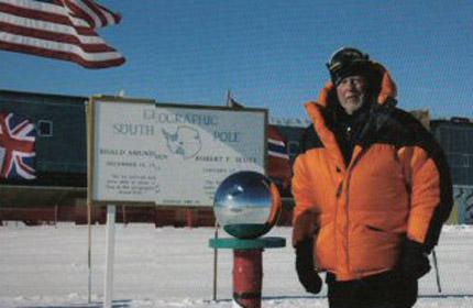 66 Tahun - Peski Tertua di Dua Kutub
