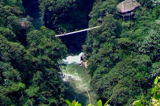 Jembatan Gantung Paling mengerikan di Dunia