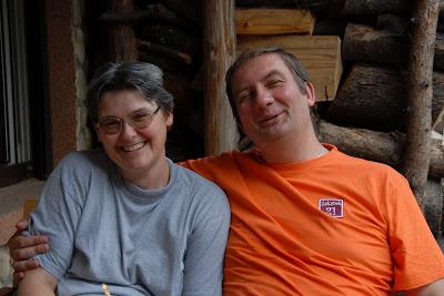 Ania i Tomek - groszki.