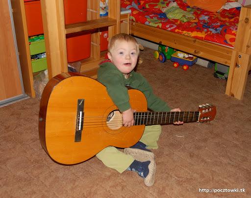 Music's my life!