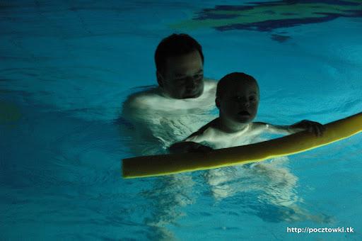 Uwielbiam basen w Mielnie i pana Darka