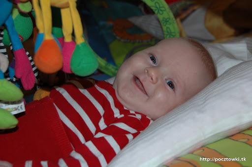 Uśmiech dla Tatusia