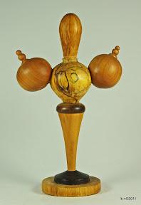 Figur 4 - mit Kugelarmen