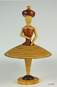 Figur (1) - Tänzerin