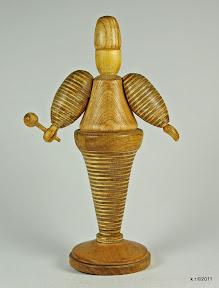 Figur 8a - mit gestreiften Arm-/Beinkleidern